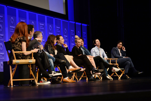 The Paley Center for Media's 33rd Annual PaleyFest Los Angeles - 'The Big Bang Theory' - Inside