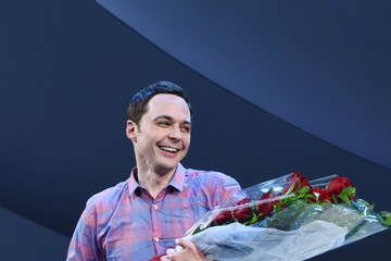 Jim Parsons 'An Act of God' Broadway Opening Night - Arrivals And Curtain Call