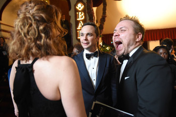 Jim Parsons The 23rd Annual Screen Actors Guild Awards - Media Complex