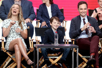 Jim Parsons 2017 Summer TCA Tour - Day 8