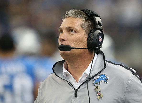 Jim Schwartz Pictures  Green Bay Packers v Detroit Lions