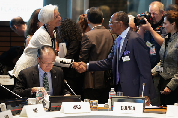West African Countries Hold Meeting on Ebola Crisis