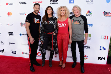 Jimi Westbrook Stand Up To Cancer Marks 10 Years Of Impact In Cancer Research At Biennial Telecast - Arrivals
