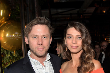Jimmi Simpson FIJI Water At The Hollywood Foreign Press Association And InStyle's Celebration Of The 2017 Golden Globe Awards Season