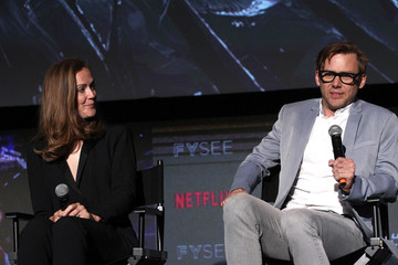 Jimmi Simpson FYSEE Event for Netflix's 'Black Mirror' - Inside