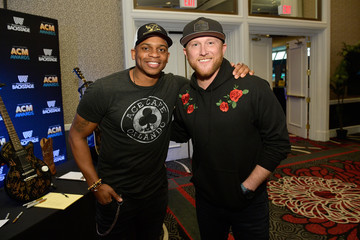 Jimmie Allen 53rd Academy Of Country Music Awards Cumulus/Westwood One Radio Remotes - Day 1