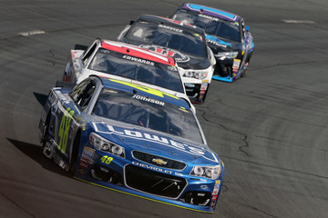 Jimmie Johnson NASCAR Sprint Cup Series New Hampshire 301