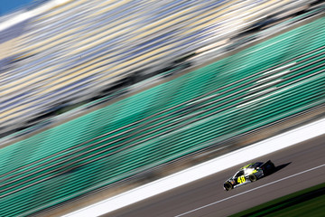 Jimmie Johnson Kansas Speedway - Day 2