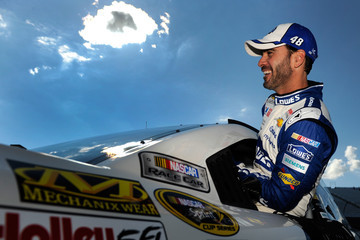Jimmie Johnson New Hampshire Motor Speedway: Day 2