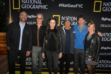 Jimmy Chin National Geographic's Contenders Showcase