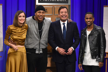 Jimmy Fallon LL Cool J Visits 'The Tonight Show Starring Jimmy Fallon'