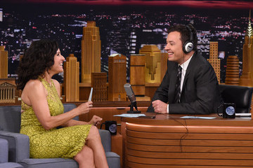 Jimmy Fallon Julia Louis-Dreyfus Visits 'The Tonight Show Starring Jimmy Fallon'