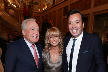 Jimmy Fallon Lorne Michaels Lincoln Center Honors Bonnie Hammer at American Songbook Gala - Inside