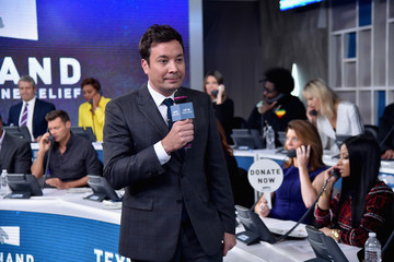 Jimmy Fallon Hand in Hand: A Benefit for Hurricane Relief - New York