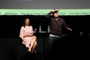 Jimmy Fallon The 2018 New Yorker Festival - Jimmy Fallon Talks With Ariel Levy