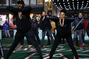 Jimmy Fallon 93rd Annual Macy's Thanksgiving Day Parade Rehearsals - Day 2