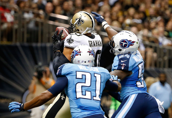 Tennessee Titans v New Orleans Saints
