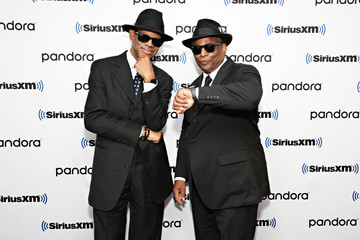 Jimmy Jam Jimmy Jam And Terry Lewis At A SiriusXM Town Hall In New York City To Talk About Their New Album