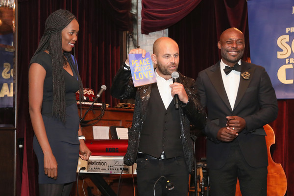 BOVET 1822 & Artists For Peace And Justice Present 'Songs From The Cinema' Benefit