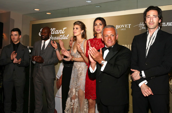 BOVET 1822 Presents 8th Annual Hollywood Domino Gala Benefiting Artists For Peace And Justice