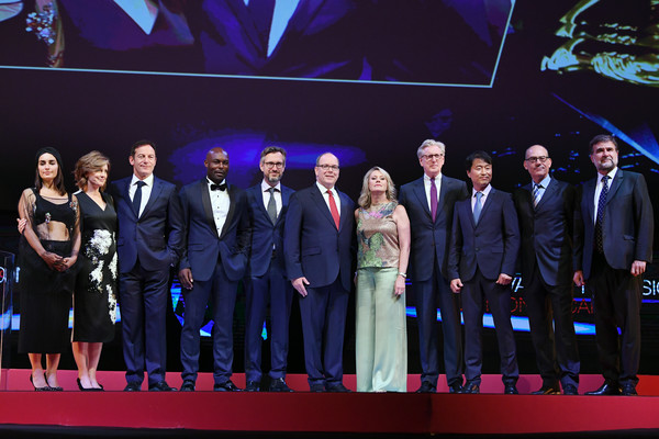 Opening Ceremony - 58th Monte Carlo TV Festival