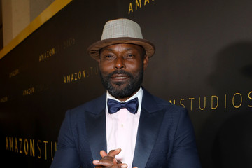 Jimmy Jean-Louis Amazon Studios Golden Globes After Party - Red Carpet