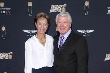 Jimmy Johnson 9th Annual NFL Honors - Arrivals