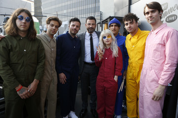 "Jimmy Kimmel Paramore ABC's ""Jimmy Kimmel Live"" - Season 15"