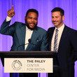 Jimmy Kimmel The Paley Honors: A Special Tribute To Television's Comedy Legends - Inside