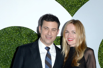 Jimmy Kimmel Arrivals at the GQ Men of the Year Party — Part 2