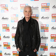 Jimmy Page NME Awards - Winners Room