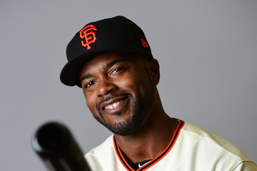 Jimmy Rollins San Francisco Giants Photo Day