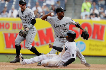 Jimmy Rollins Chicago White Sox v New York Yankees