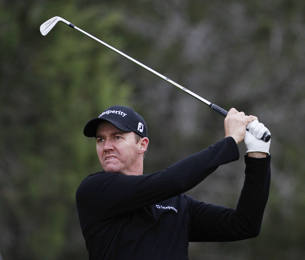Jimmy Walker Jimmy Walker hits a shot during the first round of the    Jimmy Walker 2013
