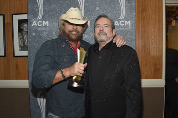 Jimmy Webb 11th Annual ACM Honors - Backstage and Audience