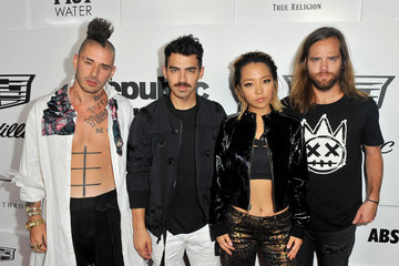 JinJoo Lee Republic Records and Cadillac Host VMA After-Party at Tao Restaurant - Red Carpet