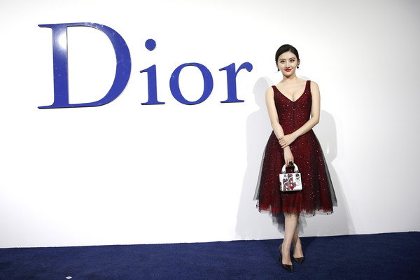 Jing Tian Photos - Dior SS 2016 Repeat Show in Beijing - Front Row ... 776d0f7cc