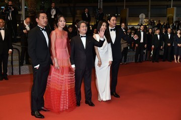 Jo Jing-Woong 'The BFG' - Red Carpet Arrivals - The 69th Annual Cannes Film Festival