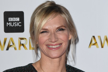 Jo Whiley BBC Music Awards - Red Carpet Arrivals