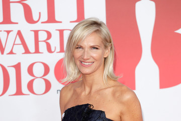 Jo Whiley The BRIT Awards 2018 - Red Carpet Arrivals