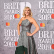 Jo Whiley The BRIT Awards 2019 - Red Carpet Arrivals