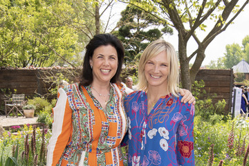 Jo Whiley RHS Chelsea Flower Show 2019 - Press Day