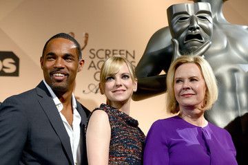 JoBeth Williams Jason George 22nd Annual Screen Actors Guild Awards Nominations Announcement