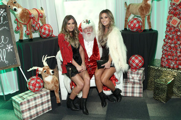 JoJo Fletcher 102.7 KIIS FM's Jingle Ball Artist Gift Lounge 2016 - Gifting Lounge
