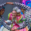 JoJo Siwa Nickelodeon's Second Annual SlimeFest At Huntington Bank Pavilion In Chicago - Show