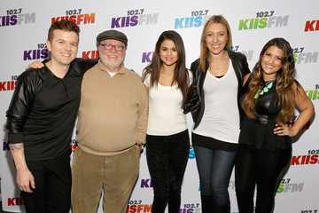 JoJo Wright Sisanie KIIS FM's Jingle Ball 2013 Presented By T-Mobile In Partnership With Samsung - Backstage