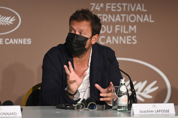 """Joachim Lafosse """"Les Intranquilles (The Restless)"""" Press Conference - The 74th Annual Cannes Film Festival"""