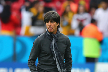 Joachim Low Germany v Algeria