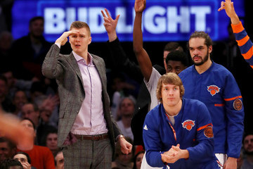 Joakim Noah Orlando Magic v New York Knicks