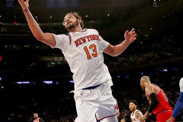 Joakim Noah Chicago Bulls v New York Knicks